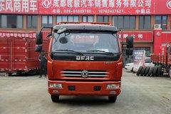 东风 多利卡D6 115马力 4.2米单排栏板轻卡(额定载重:4.99吨)(DFA1081S39DB) 卡车图片