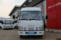 庆铃 五十铃100P 98马力 封闭厢式货车(QL65903HAR)