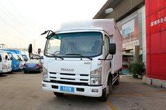 庆铃 五十铃K600 120马力 4.17米单排厢式轻卡(宽体)(QL5043XXYA1HAJ)
