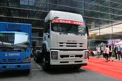 庆铃 VC46重卡 350马力 6X4牵引车(QL4250UKCZ)