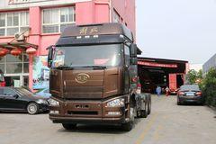 一汽解放 J6P重卡 460马力 6X4牵引车(超速档)(CA4250P66K24T1A1E4) 卡车图片