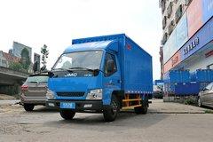 江铃 新凯运 109马力 4.2米单排厢式轻卡(JX5044XXYXGE2) 卡车图片
