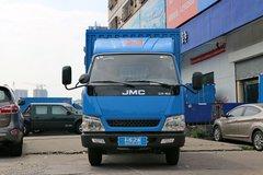 江铃 顺达宽体 普通款 109马力 3.6米排半厢式轻卡(JX5048XXYXPG2) 卡车图片