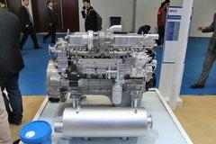 玉柴YC6A290-50 290马力 7.5L 国五 柴油发动机