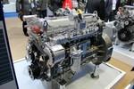 玉柴YC6A270-50 270马力 7.5L 国五 柴油发动机
