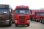 青岛解放 悍V重卡 260马力 6X2 9.5米栏板载货车(大柴)(CA1250P1K2L7T3E5A80)图片