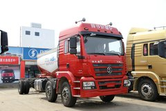 陕汽重卡 德龙新M3000 245马力 6X2载货车底盘(SX1256GK549) 卡车图片