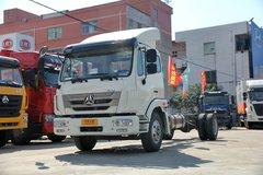 中国重汽 豪瀚J5G中卡 180马力 4X2载货车底盘(ZZ5165XXYG5613E1) 卡车图片