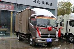 凯马 凯捷 143马力 4.2米单排厢式轻卡(KMC5046XXYH33D4) 卡车图片