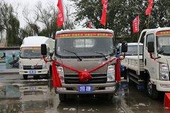 凯马 凯捷 95马力 4.2米单排栏板轻卡(KMC1042A33D5)图片