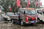 凯马 凯捷 143马力 4.2米单排栏板轻卡(KMC1046H33D4)