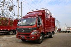 福田 欧马可3系 118马力 4.165米单排仓栅轻卡(BJ5049CCY-F4) 卡车图片