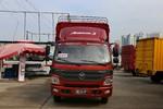 福田 欧马可3系 156马力 3.83米排半仓栅式轻卡(BJ5048CCY-FA)