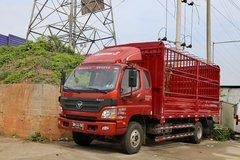福田 欧马可3 156马力 5.2米仓栅式轻卡(BJ5099CCY-F1) 卡车图片