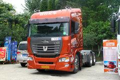联合卡车 U460重卡 460马力 6X2牵引车(缓速器)(SQR4251D6ZT2-4) 卡车图片