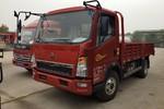 中国重汽HOWO 悍将 170马力 4X2 4.15米自卸车(ZZ3047G331CE141)图片