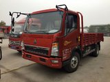 中国重汽HOWO 悍将 170马力 4X2 4.15米自卸车(云内)(ZZ3047G3415E143)