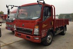 中国重汽HOWO 悍将 129马力 4.15米自卸车(ZZ3047E3415D143)
