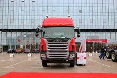 江淮 格尔发A5X重卡 270马力 6X2 8.5米厢式载货车(HFC5251XXYP2K2D50S3V)图片