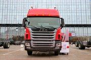 江淮 格尔发A5W重卡 标载型 430马力 6X4牵引车(HFC4251P1K7E33S3HV)