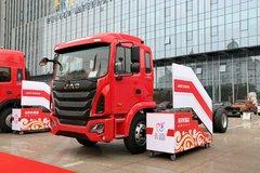 江淮 格尔发K5中卡 190马力 4X2载货车底盘(HFC5161XXYP3K2A57S5V) 卡车图片
