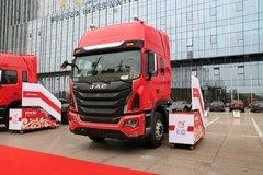 江淮 格尔发K5重卡 430马力 6X4牵引车(HFC4251P12K7E33S3V)