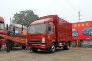 中国重汽HOWO 悍将 170马力 5.15米单排仓栅式载货车(ZZ5087CCYG381CE183)