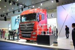 福田 欧曼GTL 6系重卡 430马力 6X4牵引车(奔驰动力)(BJ4259SNFKB-XC) 卡车图片