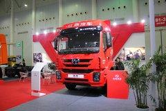 上汽红岩 杰卡C100重卡 390马力 6X2牵引车(带导流罩)(CQ4255ZTVG273) 卡车图片