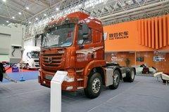 联合卡车 V340重卡 2015款 340马力 6X2牵引车(SQR4251D6ZT2-2)