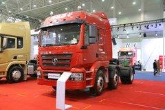 陕汽重卡 德龙新M3000 350马力 6X2 LNG牵引车(SX4258GR279TL) 卡车图片
