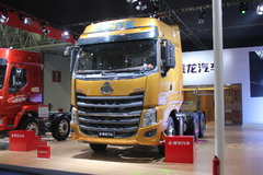 东风柳汽 乘龙H7重卡 450马力 6X4牵引车(LZ4251QDCAT) 卡车图片