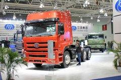 三环十通 御龙重卡 430马力 6X4牵引车 卡车图片