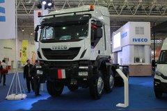 依维柯 Trakker重卡 560马力 8X8牵引车(AT410T56WEZ275) 卡车图片