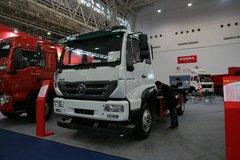 中国重汽 斯达斯太尔M5G中卡 180马力 4X2自卸车(可卸式垃圾车)(CLQ5160ZXX5ZZ) 卡车图片