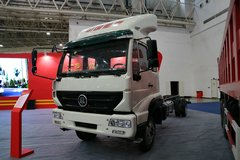 中国重汽 斯太尔M5G中卡 160马力 4X2 6.8米载货车底盘(ZZ1121G521GD1) 卡车图片