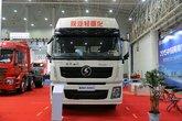 陕汽康明斯 德龙X3000 轻量化版 385马力 8X4 9.6米翼展厢式载货车(SX5310XYK4C456)