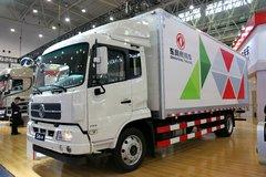 东风商用车 天锦中卡 180马力 4X2 7.5米厢式载货车(DFL5120XXYB2) 卡车图片