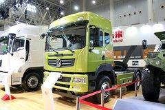 东风 特商重卡 340马力 4X2港口牵引车(EQ4180WZ4D) 卡车图片