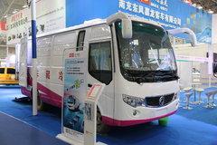 东风南充 嘉龙 120马力 4X2 CNG冷藏车(EQ5040XXYN-50)