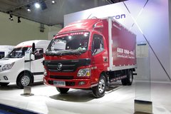 福田 欧马可1系 143马力 4.2米单排厢式轻卡(BJ5049XXY-A3) 卡车图片