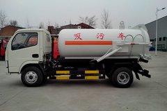 东风 多利卡 99马力 4X2 吸污车(湖北楚胜牌)(CSC5070GXW4)