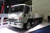 江淮帅铃 威司达W530中卡 190马力 4X2 6.8米栏板载货车(HFC1121P70K1E1V)