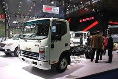江淮 帅铃H330 143马力 单排轻卡底盘 卡车图片