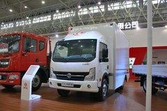 东风 凯普特 75马力 3.4米单排厢式轻卡(纯电动)(EQ5070XXYACBEV1) 卡车图片