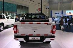 江淮帅铃T6 2015款 旗舰型 2.0L汽油 两驱 短轴双排皮卡 卡车图片