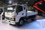 江淮 骏铃V6 160马力 3.9米排半栏板轻卡