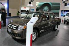 江铃 宝典PLUS 2016款 2.9L柴油 四驱 双排皮卡 豪华版 卡车图片