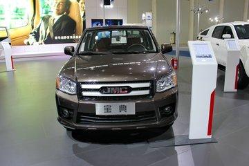 江铃 宝典PLUS 2016款 2.9L柴油 两驱 双排皮卡 豪华版