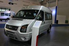 江铃汽车 全新新世代全顺 标准型 156马力 封闭厢式货车(短轴)
